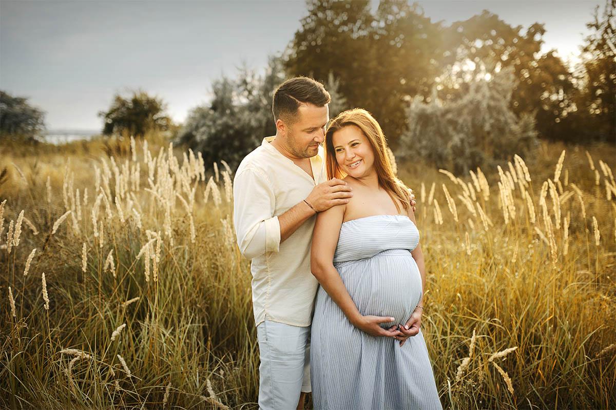 sedinta foto de maternitate Daniela Sterea